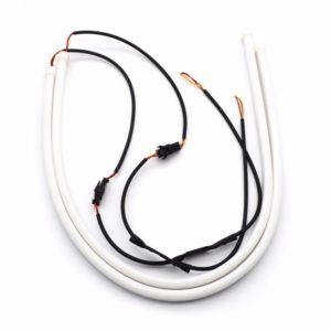 ГибкиеDRLДневные ходовые огни с повторителем поворотов60 см