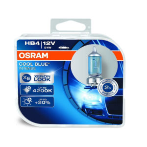 Osram Cool Blue Intense HB4