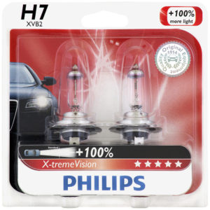 Philips X-tremeVision+100% H7