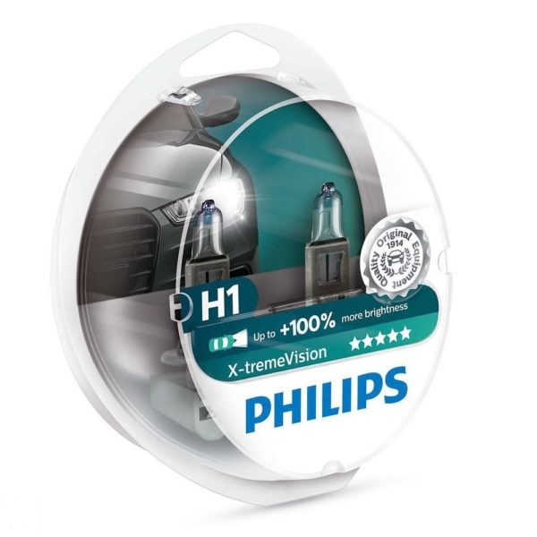 Philips X-tremeVision+100% H1
