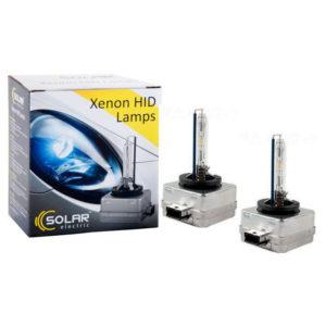 Ксеноновые лампы SOLAR Цоколь D